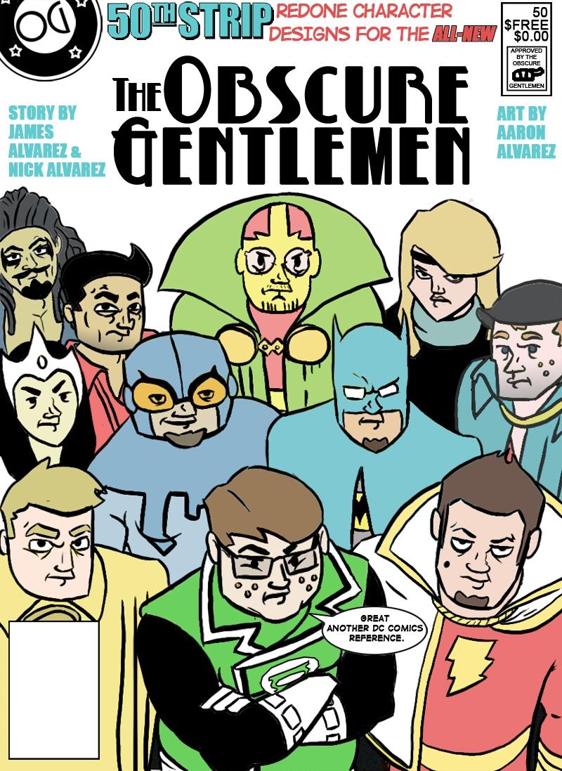 50th Comic