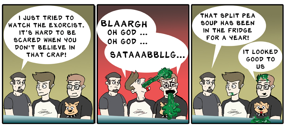 Guest Comic: Cheesebo