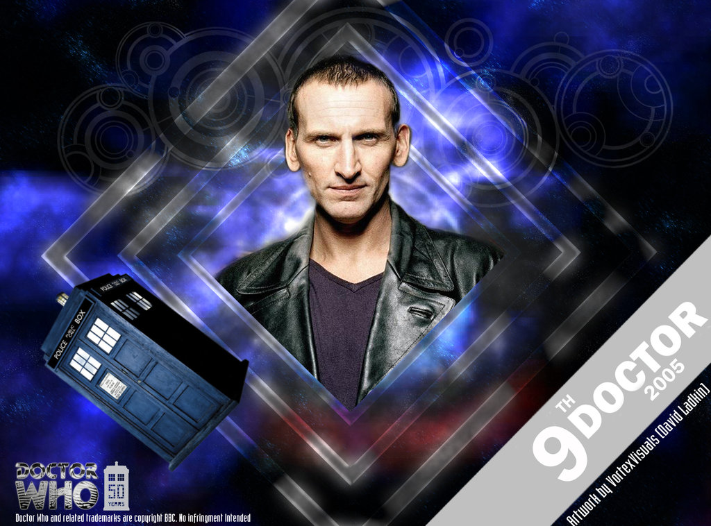 doctor_who_50th_anniversary___the_9th_doctor_by_vortexvisuals-d6h3di2