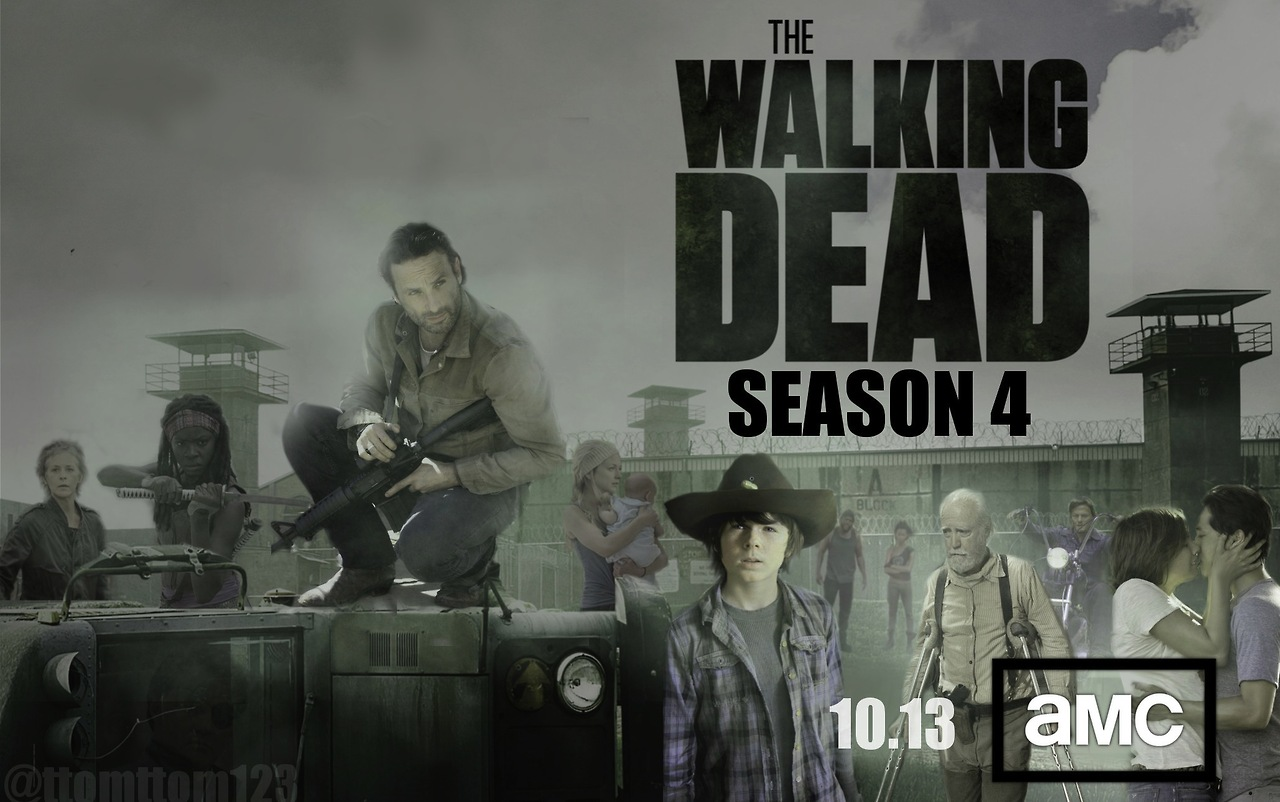 Walking Dead? More Like Shambling (A Season 4 Review) – The Obscure ...