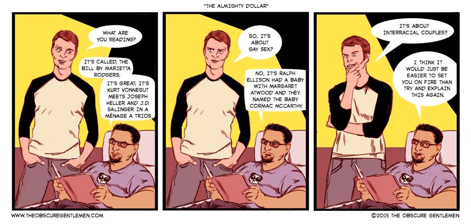 Guest Comic: The Bill